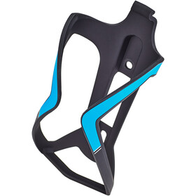 BBB FlexCage BBC-36 Portaborraccia, matte black/blue
